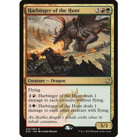Harbinger of the Hunt