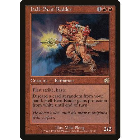 Hell-Bent Raider