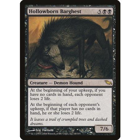 Hollowborn Barghest