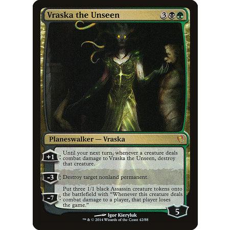 Vraska the Unseen - Foil
