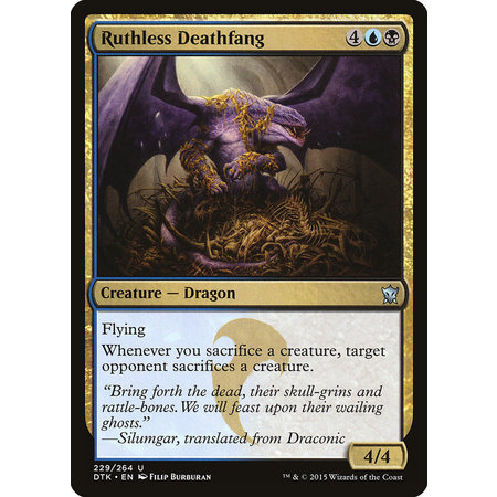 Ruthless Deathfang