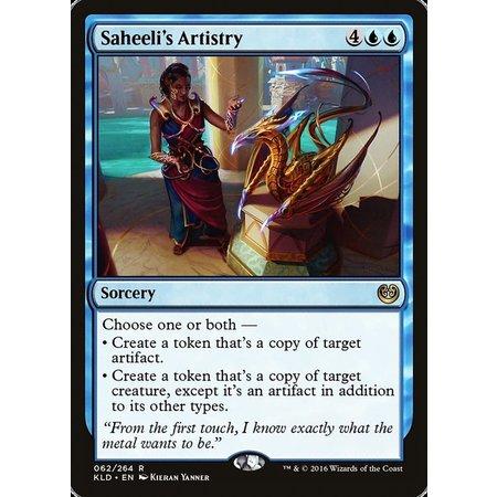 Saheeli's Artistry