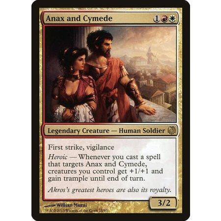 Anax and Cymede
