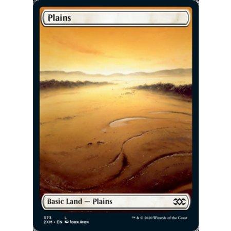 Plains (373) - Full Art - Foil