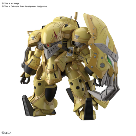 HG 1/24 Spiricle Striker Mugen (Azami Mochizuki Type)