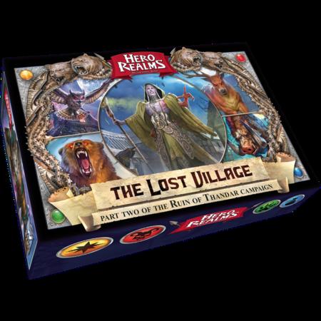 Hero Realms: Campaign Deck - The Lost Village