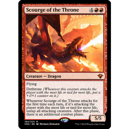 Scourge of the Throne
