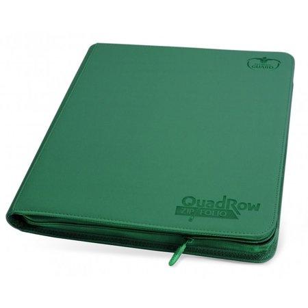 Quadrow Zipfolio Xenoskin Green