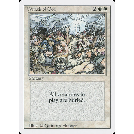 Wrath of God (HP)