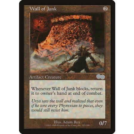 Wall of Junk