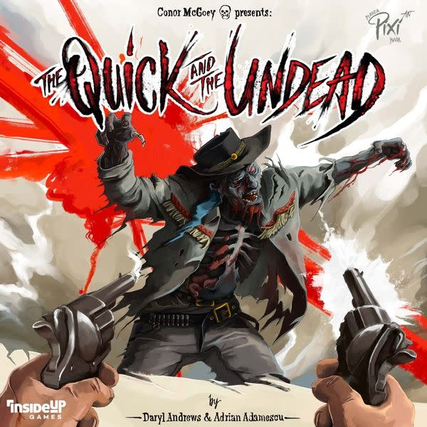 The Quick and the Undead - Deluxe Kickstarter Edition