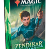 MTG Zendikar Rising Prerelease Kit ** Includes 2 FREE Draft Booster Packs **