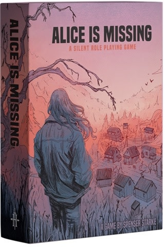 PREORDER RELIST - Alice is Missing: A Silent Roleplaying Game