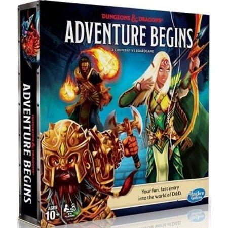 Dungeon & Dragons: Adventure Begins