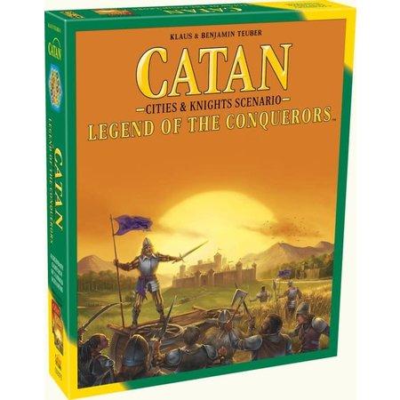 Catan: Legend of The Conquerors