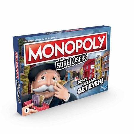 Monopoly - Sore Losers Edition