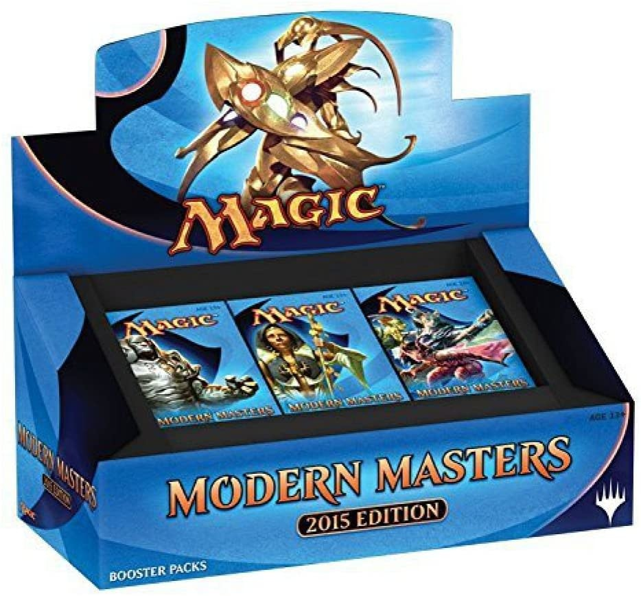 MTG Booster Box - Modern Masters 2015