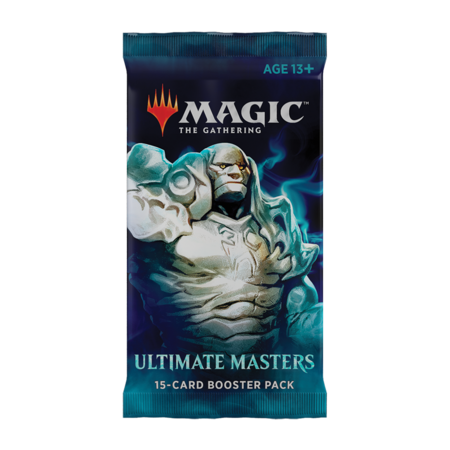 MTG Booster Pack - Ultimate Masters