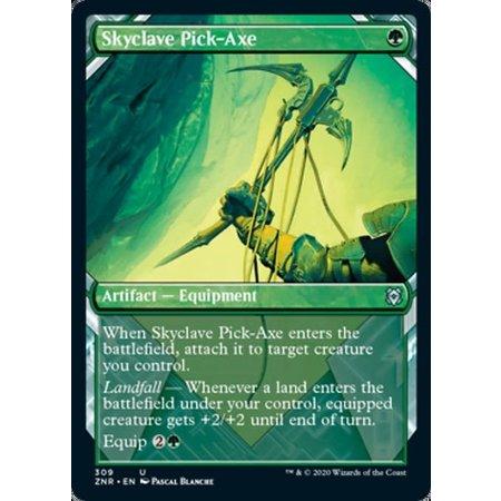 Skyclave Pick-Axe