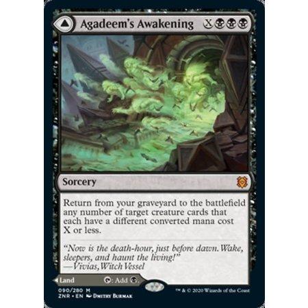 Agadeem's Awakening - Foil