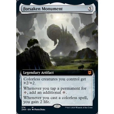 Forsaken Monument - Foil