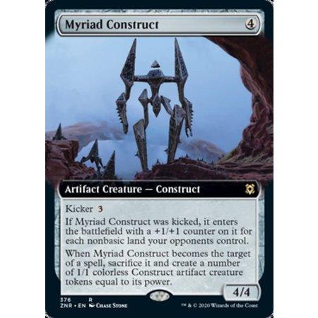 Myriad Construct - Foil