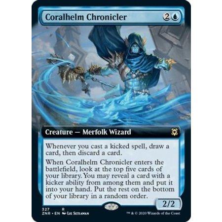 Coralhelm Chronicler - Foil