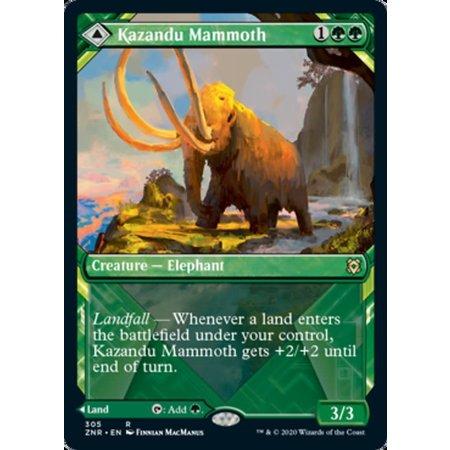 Kazandu Mammoth - Foil