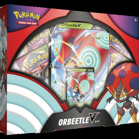 Pokemon Orbeetle V Box