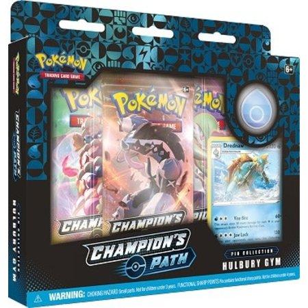 Pokemon Champions Path Pin Collection: Hulury Gym