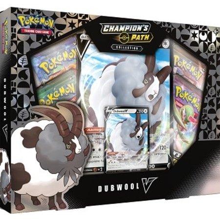 Pokemon Champions Path V Box: Dubwool