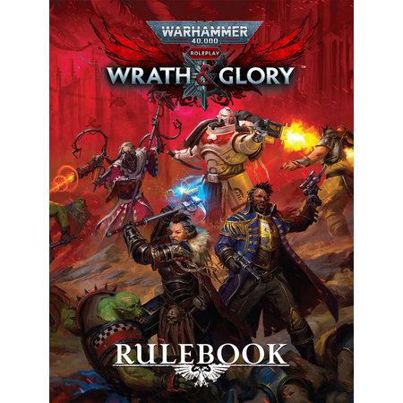 Warhammer 40k Wrath and Glory Rulebook - Revised