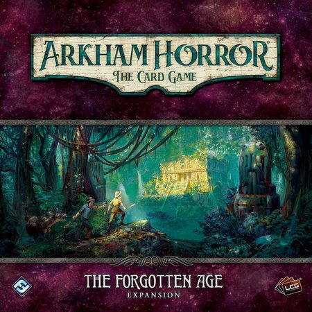 Arkham Horror LCG: The Forgotten Age 1 - The Forgotten Age Deluxe