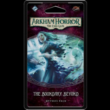 Arkham Horror LCG: The Forgotten Age 3 -  The Boundary Beyond