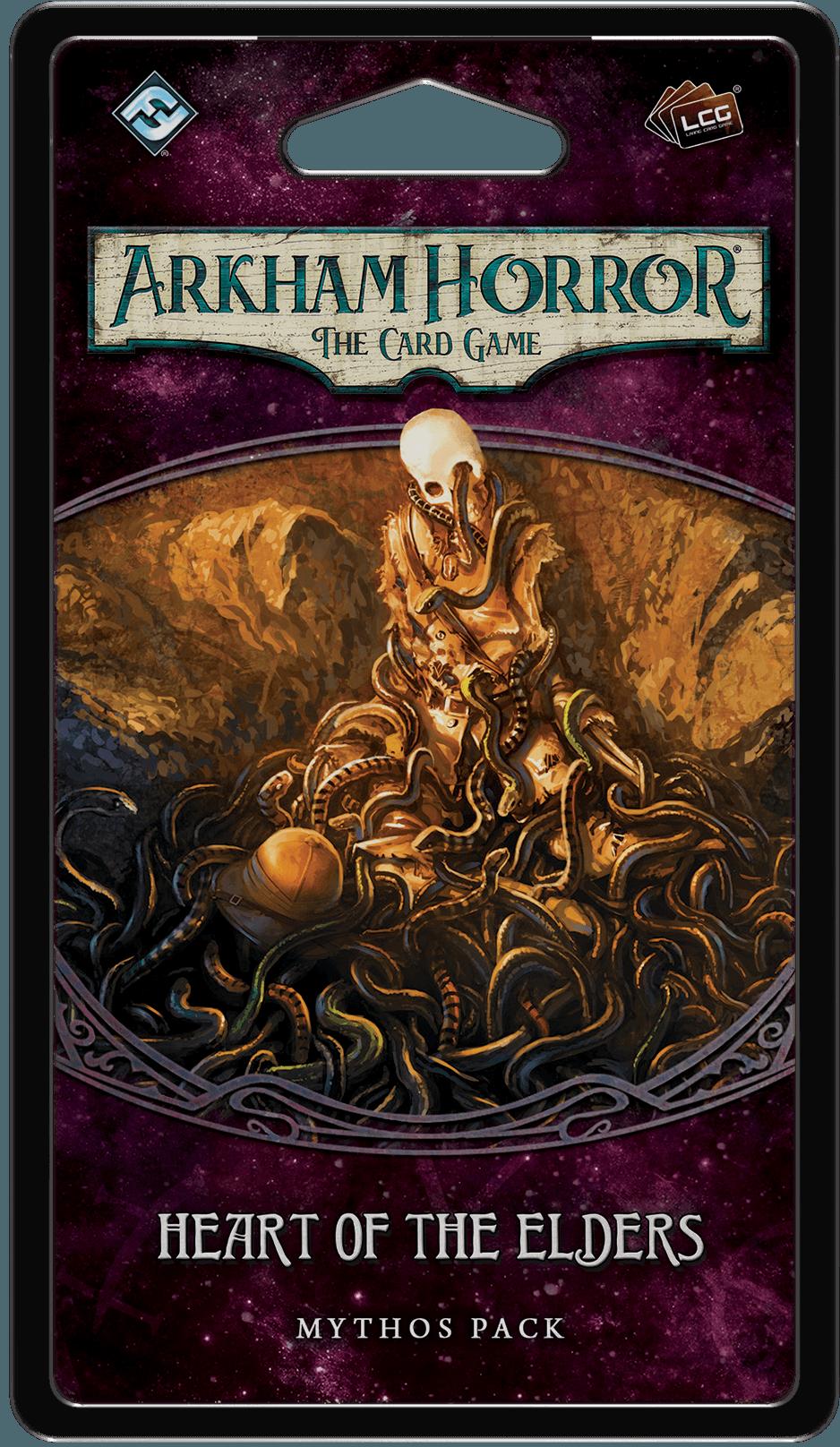 Arkham Horror LCG: The Forgotten Age 4 -  Heart of the Elders