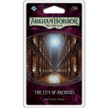 Arkham Horror LCG: The Forgotten Age 5 - The City of Archives