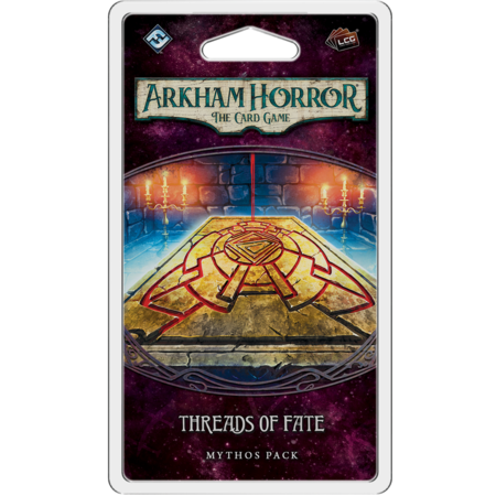 Arkham Horror LCG: The Forgotten Age 2 - Threads of Fate