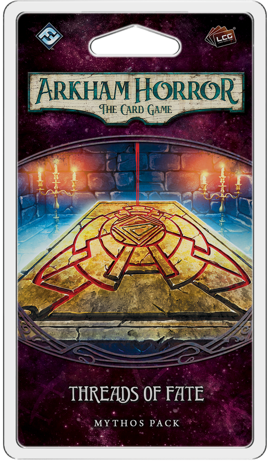 Arkham Horror LCG: The Forgotten Age - Threads of Fate