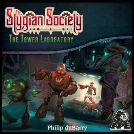 The Stygian Society: The Tower Library