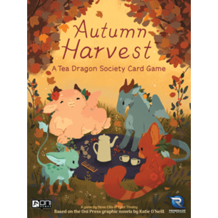 Autumn Harvest: A Tea Dragon Society Card Game