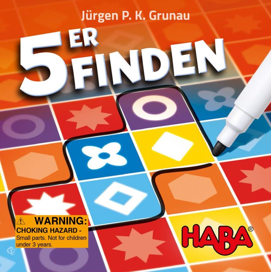 5er Finden