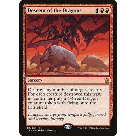 Descent of the Dragons