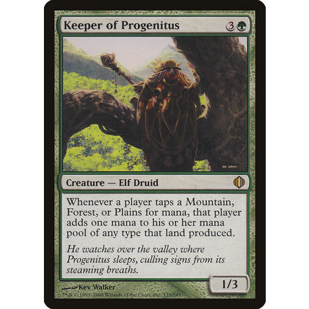 Keeper of Progenitus