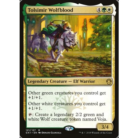Tolsimir Wolfblood