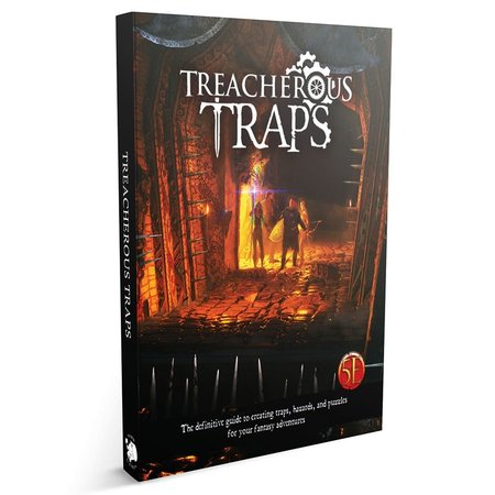Treacherous Traps 5E
