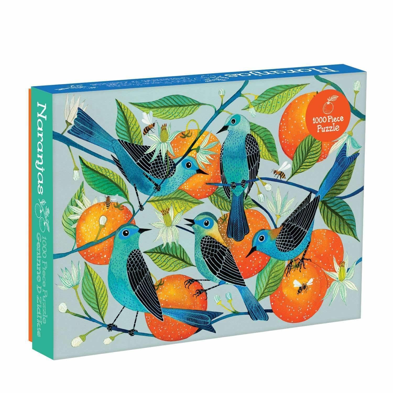Galison jigsaw puzzles