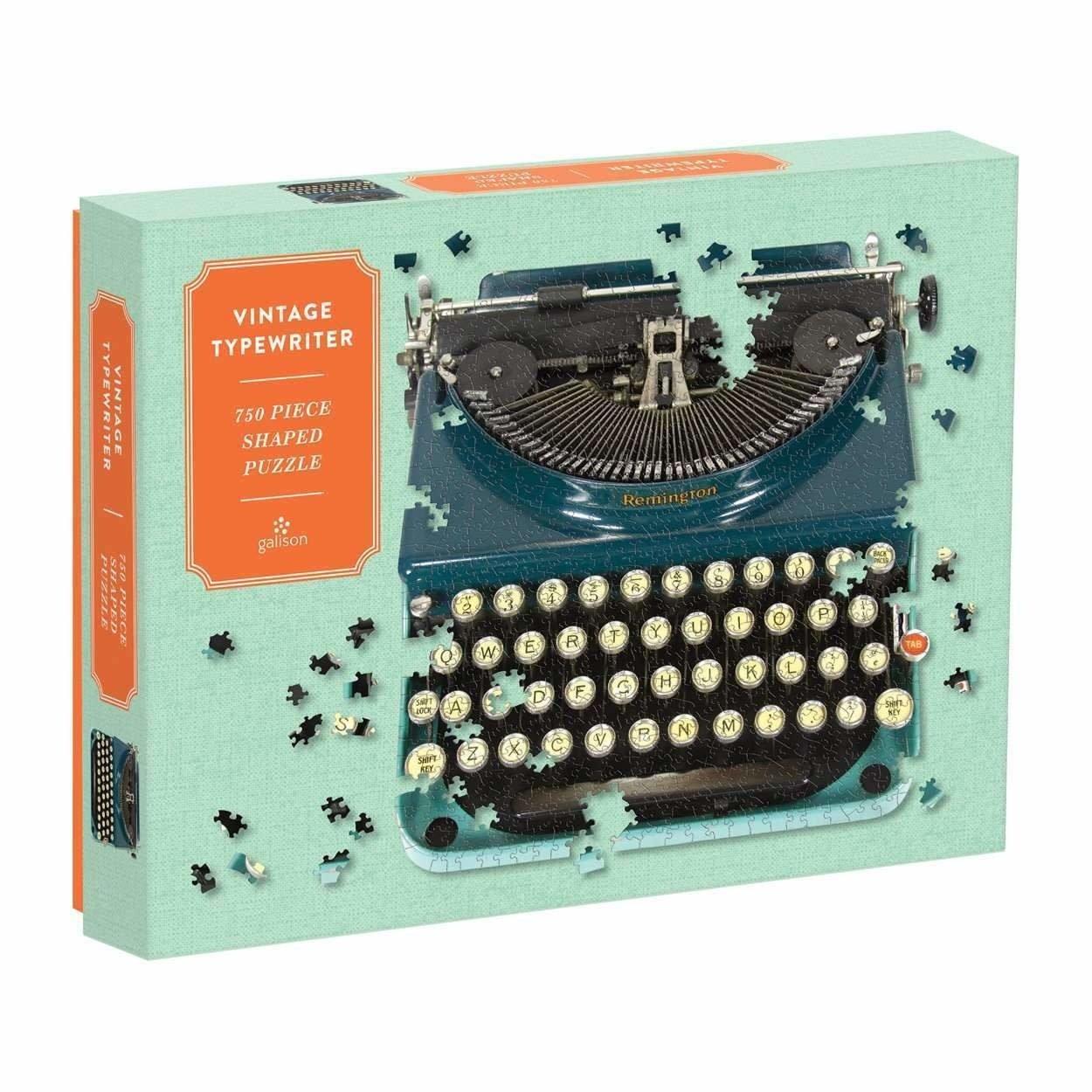 750 - Vintage Typewriter
