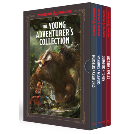 A Young Adventurer's Collection