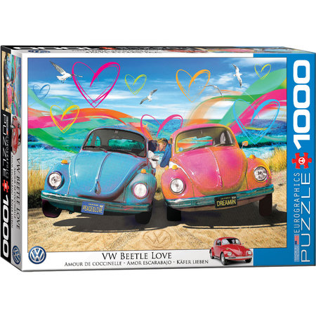 1000 - Beetle Love