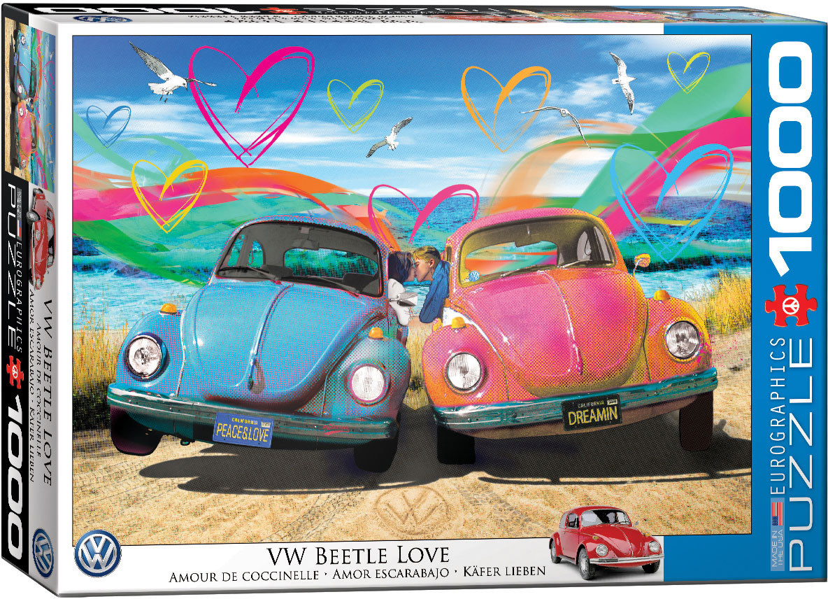 1000 - Beetle Love
